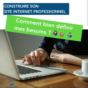 Webinaire Réussir son site Internet professionnel_300620 par Laurette Cot_Le long de la crête_Visuel 3