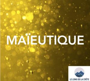 Approche Laurette Cot_Le long de la crête_Maieutique