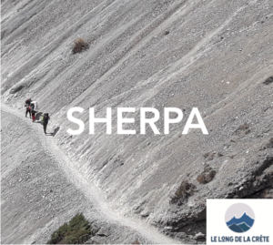 Approche Laurette Cot_Le long de la crête_Sherpa