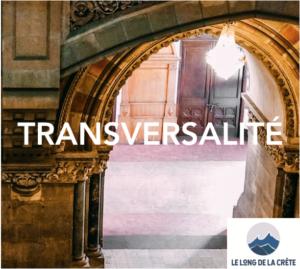 Approche Laurette Cot_Le long de la crête_Transversalité