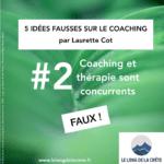 Idée reçue sur le Coaching #2 par Laurette Cot_LE LONG DE LA CRÊTE_Cover
