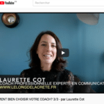 Laurette Cot_Fondatrice LE LONG DE LA CRÊTE_Comment bien choisir votre coach? Par 3 Vidéo
