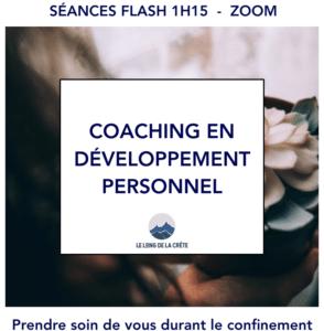 LE LONG DE LA CRÊTE COACHING_Séances flash via Zoom