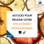 Astuces Réussir votre site internet professionnel par Laurette Cot_Le long de la crête coaching